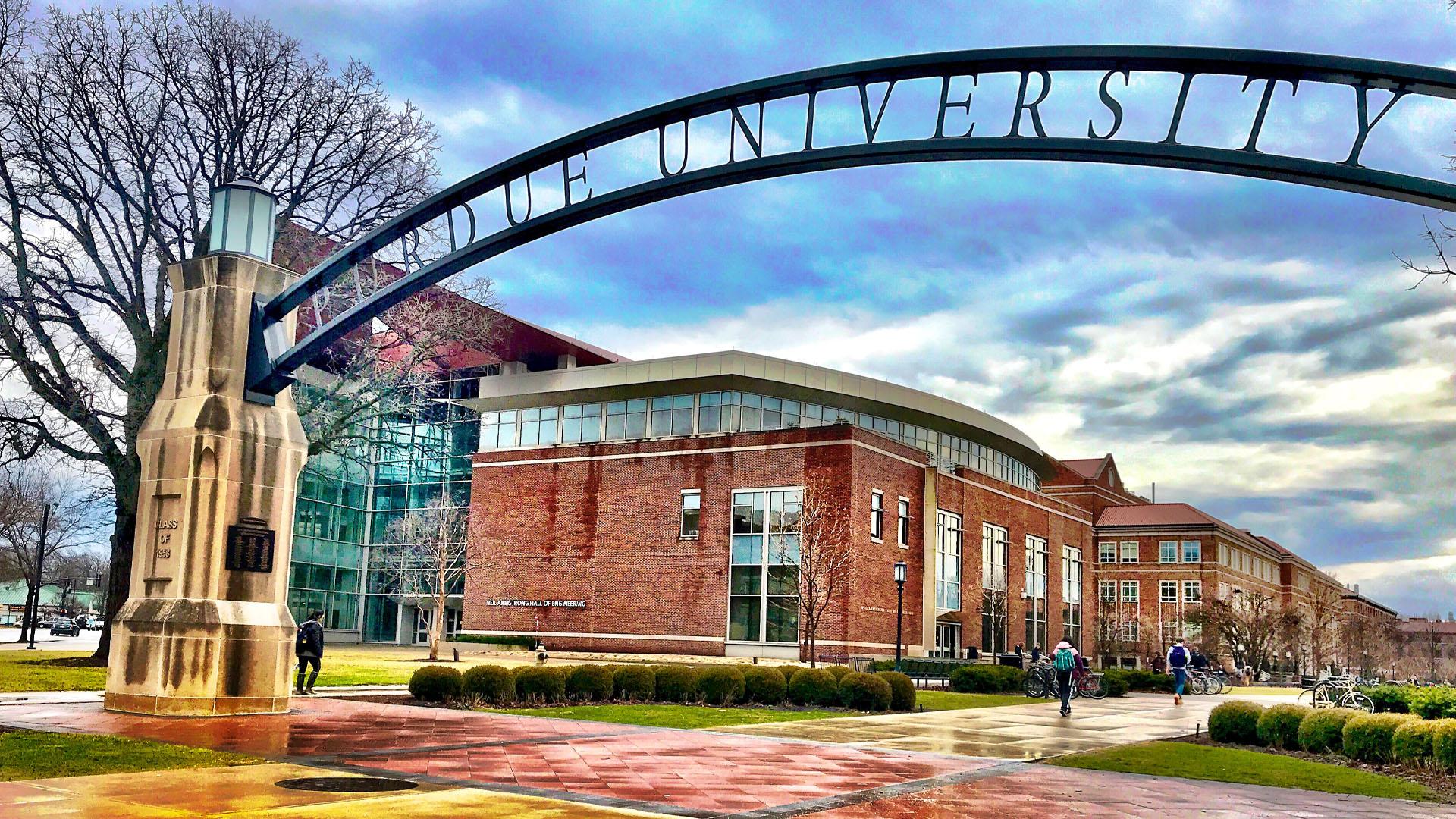 Congratulations Undergraduate Admissions Purdue University