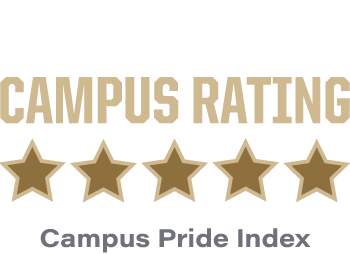 5/5 Stars LGBTQ Campus Rating