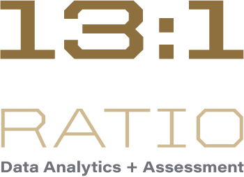 student to faculty ratio is 13:1