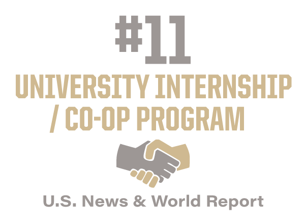 top university internships / co-op program