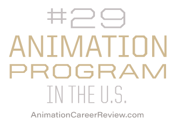 #29 Animation program in the US