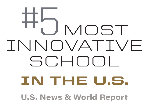 #6 most innovative school in the U.S.